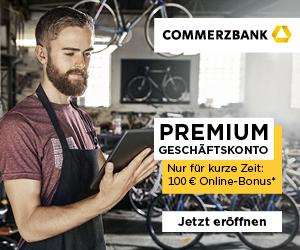 Commerzbank Geschaeftskonto Premium